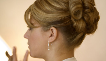 coiffure femme mariage