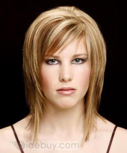 coiffure avec degrade