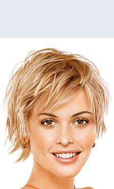 Coupe de cheveux femme pas trop court