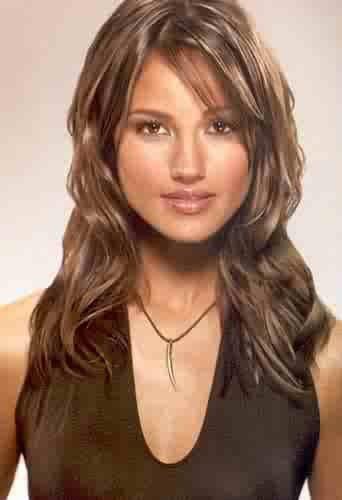 Coiffure cheveux long degrade sans frange - Coiffure cheveux long degrade ...