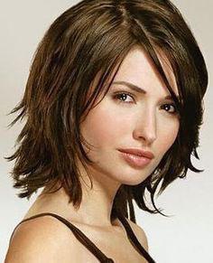 coiffure degrade femme mi long