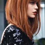 coiffure femme 2016 carre plongeant