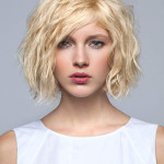 coiffure femme au carre degrade