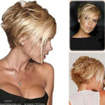 coiffure femme carre court degrade