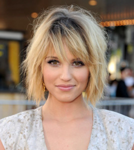 coiffure femme carre flou