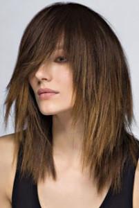 coiffure fort degrade