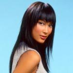 coiffure frange asiatique