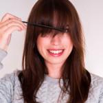 coiffure frange epi