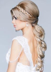 coiffure frange pour mariage