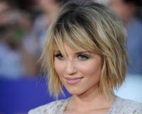 coupe cheveux carre degrade effile