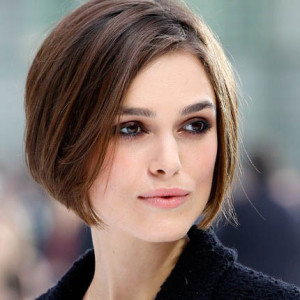 coupe cheveux carre keira knightley