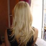 coupe cheveux degrade de dos