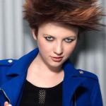 coupe cheveux degrade destructure
