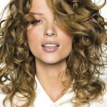 coupe cheveux degrade ondule