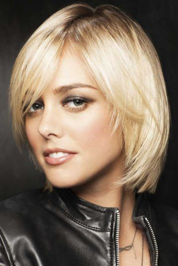 Coupe de cheveux carre blond - Coupe carre blond ...