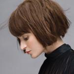 coupe de cheveux carre court