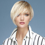 coupe de cheveux carre court asymetrique