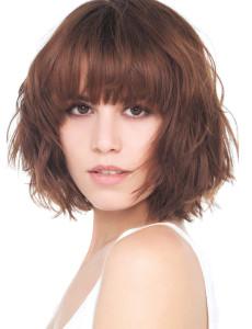 coupe de cheveux carre dynamique