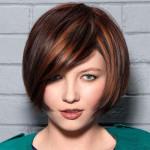 coupe de cheveux carre effet boule