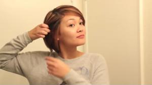 coupe de cheveux carre facile a coiffer