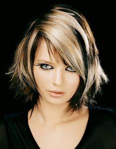coupe de cheveux carre modele