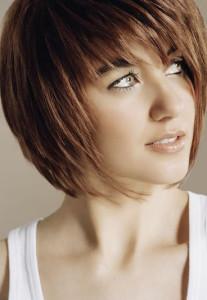 coupe de cheveux carre tonique