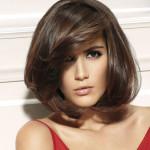 coupe de cheveux carre volumineux
