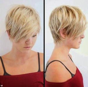 coupe de cheveux degrade nuque longue