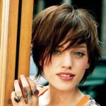 coupe de cheveux femme carre degrade court