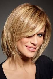 coupe de cheveux femme mi long avec frange 2017