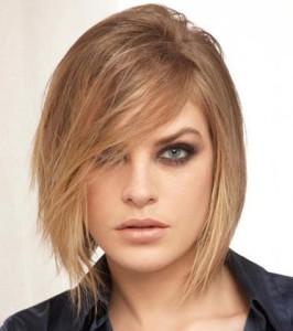 coupe de cheveux femme pour un visage carre