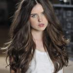 coupe degrade cheveux long epais