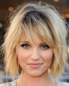 coupe femme carre cheveux fins
