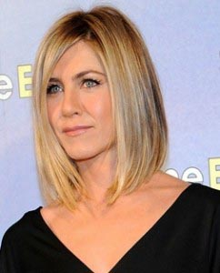 Jennifer aniston coupe de cheveux carre - Coiffure jennifer aniston ...