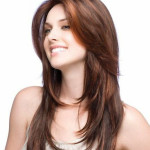photo coiffure cheveux long degrade